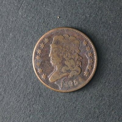 1825 Half Cent Great Deals From The TECC Bargain Bin