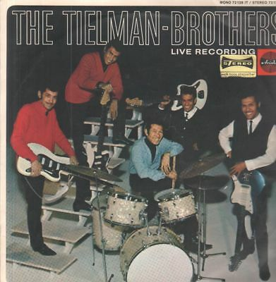 Tielman Brothers The Live Recording