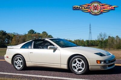 1991 Nissan 300ZX Turbo Coupe 2-Door 1991 Nissan 300ZX Twin Turbo V6, 1-Owner, 23,000 miles
