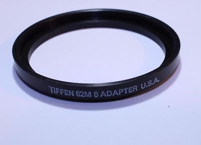 Tiffen 62mm to series VIII 8 Step Up USA Adapter Ring (lower part)