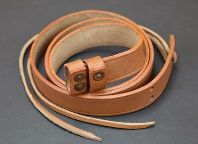 British WWI Lee-Enfield SMLE 1907 No.1 #1 MK I II III No1 Leather Rifle Sling