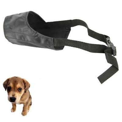 Extra Comfy Breathable Adjustable Dog Muzzle Stop Biting Barking Nipping Chewing