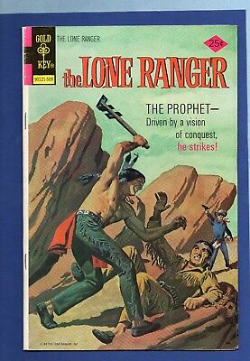 2 run lot of  The Lone Ranger Comics  22 and 23 Gold Key 1975 see all pics