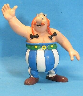 OBELIX Nr.1 winkend : aus Asterix Serie BULLY 1990 Bullyland