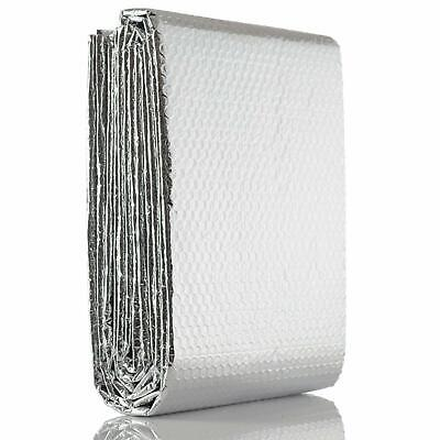 SuperFOIL RadPack Heat Reflective Bubble Foil 5m x 60 cm - Insulates up to 3 ...