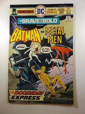 Brave and the Bold #121 Batman and The Metal Men!! Sharp Fine- Condition!!