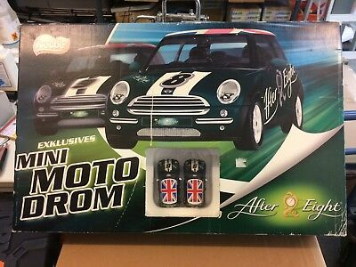 Scalextric Sport Rennbahn Mini Moto Drom After Eight Sonderset