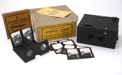THORNTON-PICKARD STEREO PUCK + FINDER BOXED/cks/189045