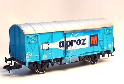 5834 Marklin Scale gauge I 1:32 Aproz Swiss SBB Sprung buffers, metal wheels,