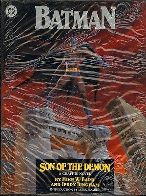 Batman Son of the Demon Hardcover Sealed Unopened DC Comics