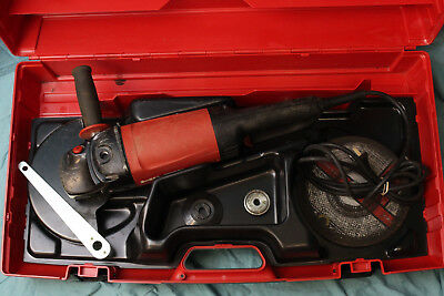 Hilti DCS230-S Angle Grinder 230MM 2500W In Case
