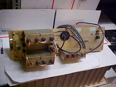 OBO OEM TX RX Systems Inc. Multiplexer duplexer ? 421-86-04-36 3-6273 loc#12d142
