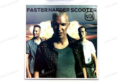 Scooter - Faster Harder Scooter Europe Maxi 1999 /3