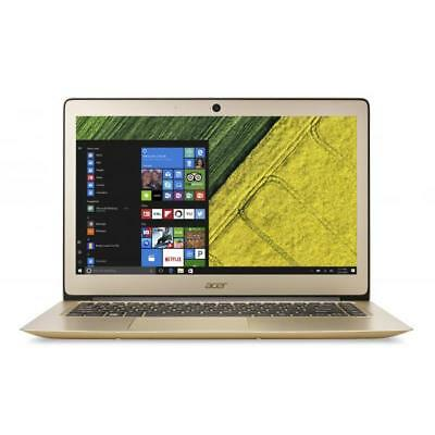 "160661 Acer Swift Sf314-51-71Ur 2.70Ghz I7-7500U 14"" 1920 X 1080Pixel Oro Comput"