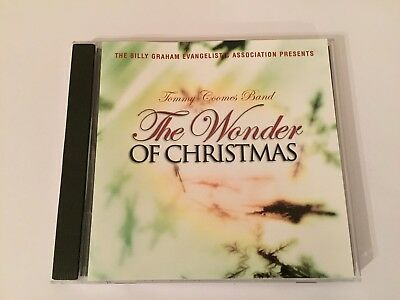 The Tommy Coomes Band The Wonder Of Christmas 2002 Billy Graham Association CD