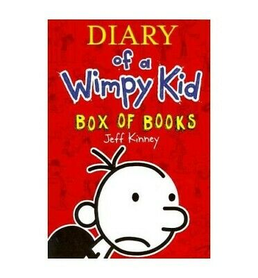 [Diary of a Wimpy Kid 01-05 * *] [by: Jeff Kinney] by Jeff Kinney Book The Fast