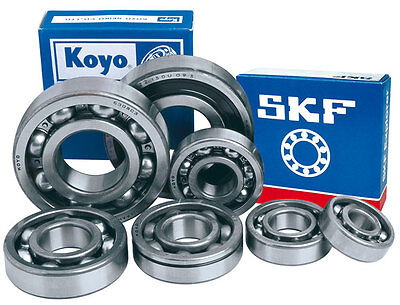 Ms300620160Dd Cuscinetto Bearing 6206/2Rs1 - Skf