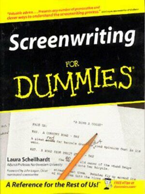 Screenwriting for dummies by Laura Schellhardt (Paperback)