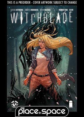 (Wk02) Witchblade, Vol. 2 #2 - Preorder 10Th Jan