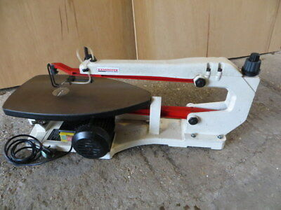 Axminster Scroll Saw model SFS 2001 - 61cm throat