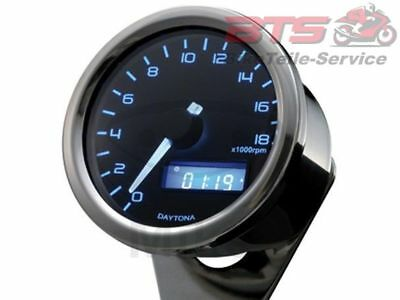Motorcycle Daytona velona electrical rev counter Motorroller elektrisch drehzahl