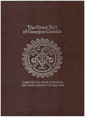 """""""the Great Toys Of Georges Carette"""" 1979,  Sehr Guter Zustand, Mini Lagerspuren"""