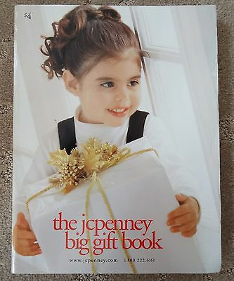 J.C. Penny  Catalog ~1999 The Big Holiday Gift book