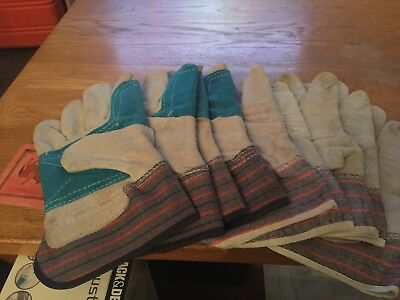 Gardening Gloves, 9 Right hand gloves, no Left hand gloves
