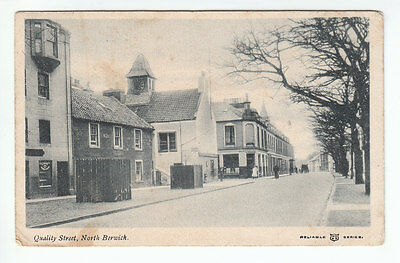 Quality Street North Berwick East Lothian Mar 1906 Coulter Merlewood Moffat WR&S
