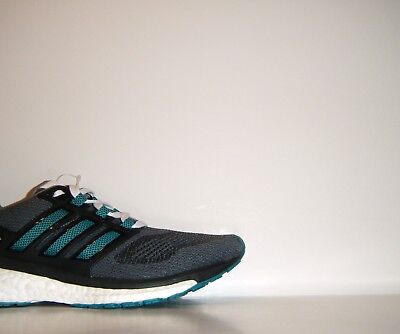 huge selection of 38459 a31f8 ... hot womens adidas energy boost 3 eqt green black white sample af4934  sz. 7 ultra