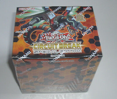 Yu-Gi-Oh - Circuit Break Special Edition Display - NEU & OVP - Deutsch