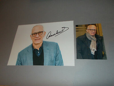 James Newton Howard composer  signed autograph Autogramm 8x11 foto in person
