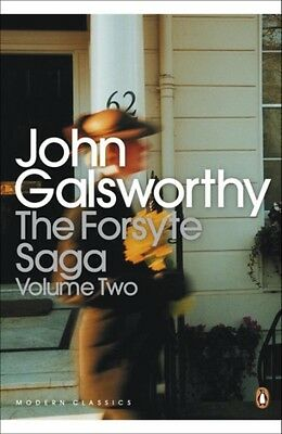 The Forsyte Saga: Volume II (Two) - The White Monkey/ The Silver Spoon/ Swan So.