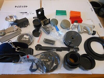 job lot of photography items,,,,,,,331
