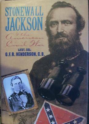 Stonewall Jackson in the American Civil War
