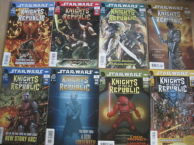 STAR WARS, Knights of the Old Republic : Bundle of 16 issues of 2007 DH series