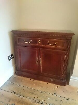 reproduction antique sideboard