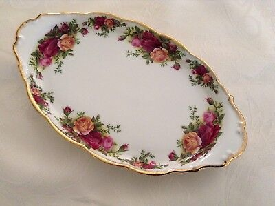 Royal Albert Old Country Roses Afternoon Tea Cake Plate