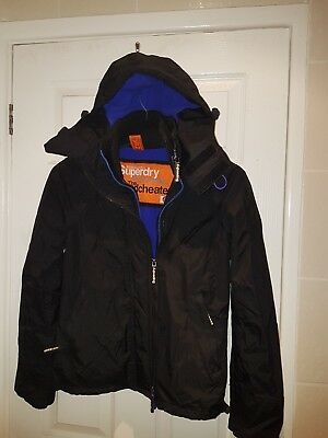 Superdry wind cheater jacket size small