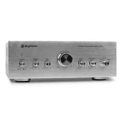 Design Audio Hifi Stereo Heim Kino Surround Sound Verstärker mit 2X50 Watt Power