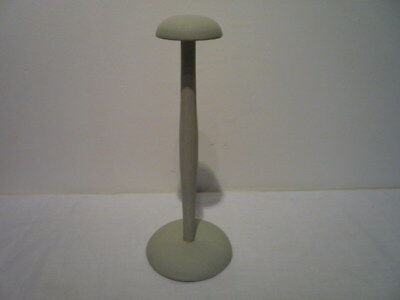 Petite Vintage French Wooden Millinery Hat Stand Shop Display Chic Interiors C