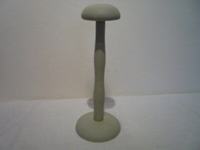 Petite Vintage French Wooden Millinery Hat Stand Shop Display Chic Interiors B