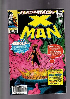 US-Marvel: X-Man Annual 97, Special 1, -1