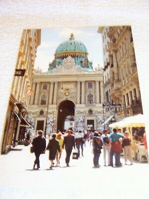 Postcard : The Imperial Palace - Vienna - Austria - Unused / Unposted
