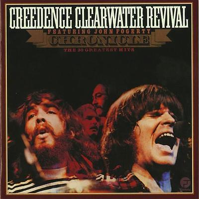 Creedence Clearwater Revival: Chronicle The 20 Greatest Hits CD The Very Best Of