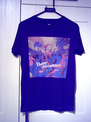 "Babyshambles - 2013 Vintage ""sequel To The Prequel"" Black T-Shirt (S)"
