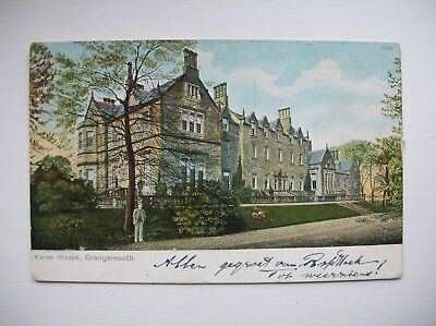 Grangemouth, near Falkirk – Kerse House. (Reliable – very early 1900s)