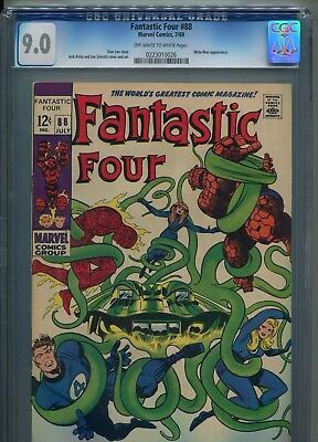 Fantastic Four # 2 - 2Nd Appearance - 1St Appearance Skrulls - Cgc 2.0 - Key