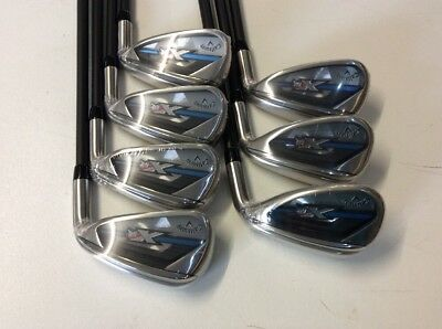 Callaway XR OS Graphite Irons 5-SW
