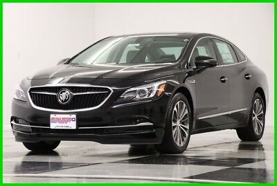 2017 Buick Lacrosse Essence Navigation  Camera Power Moonroof Heated L 2017 Essence Navigation  Camera Power Moonroof Heated L New 3.6L V6 24V FWD Bose
